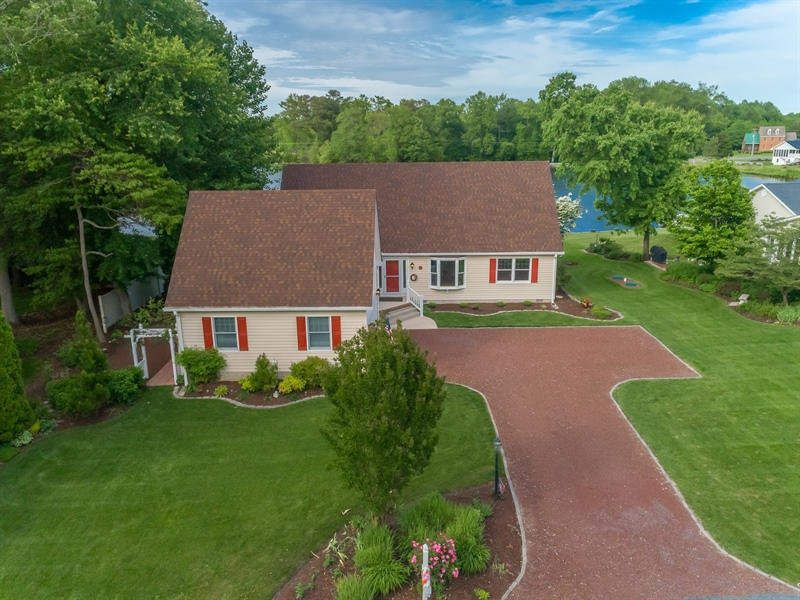 Real Estate Photography - 23125 Lakeview Dr, Millsboro, DE, 19966 - Location 2