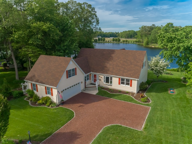 Real Estate Photography - 23125 Lakeview Dr, Millsboro, DE, 19966 - Location 3