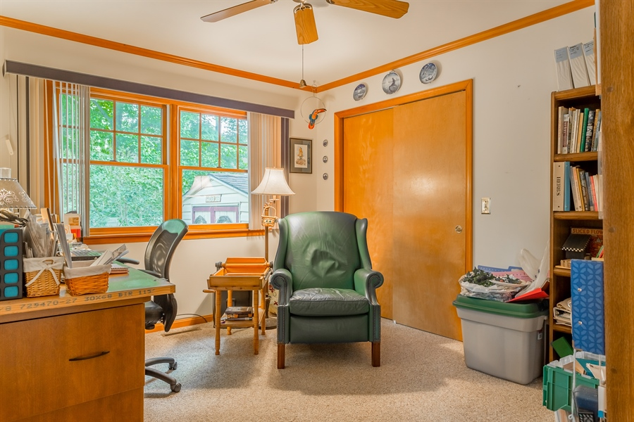 Real Estate Photography - 23125 Lakeview Dr, Millsboro, DE, 19966 - Downstairs guest bedroom or office