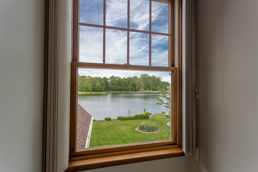 Real Estate Photography - 23125 Lakeview Dr, Millsboro, DE, 19966 - View from bedroom