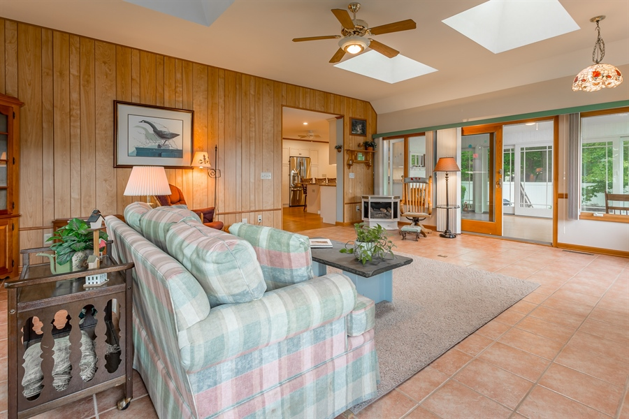 Real Estate Photography - 23125 Lakeview Dr, Millsboro, DE, 19966 - Sunroom