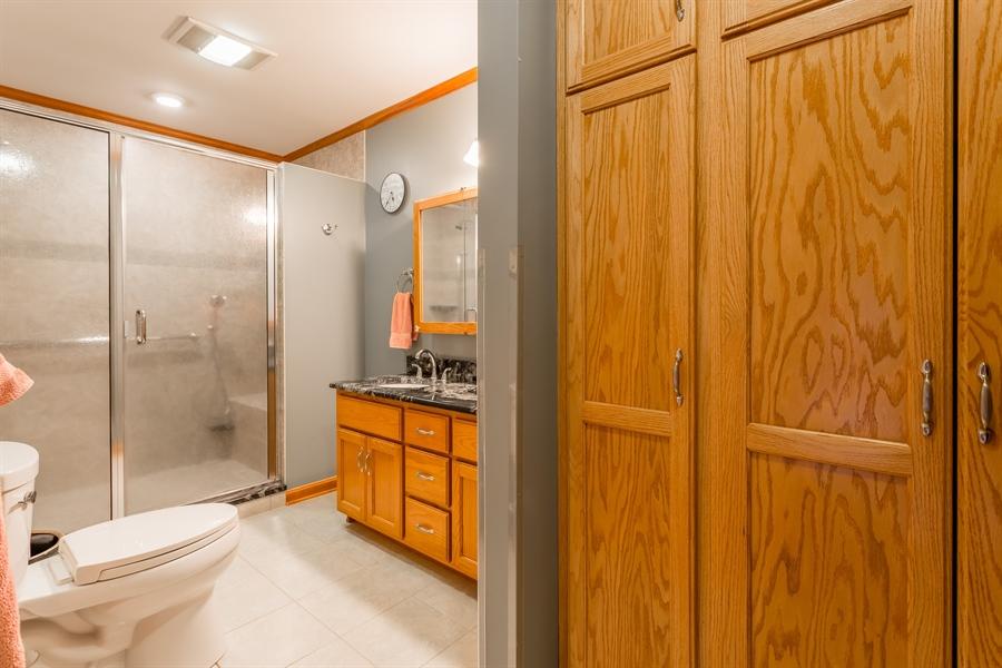 Real Estate Photography - 23125 Lakeview Dr, Millsboro, DE, 19966 - Owner's Suite bath
