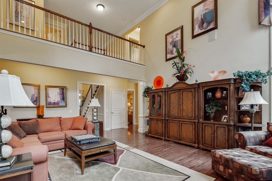 Real Estate Photography - 39 Hempstead Dr, Newark, DE, 19702 - In Ceiling Music System Throughout the Home.
