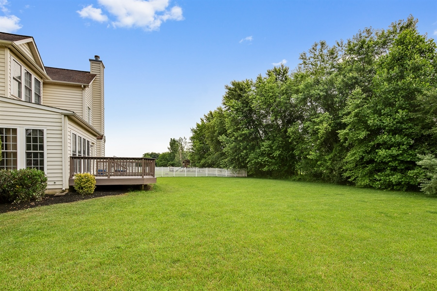 Real Estate Photography - 39 Hempstead Dr, Newark, DE, 19702 - Half Acre Private Flat Lot.