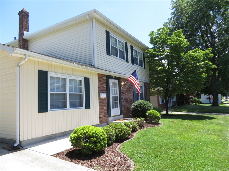 Real Estate Photography - 731 N West St, Dover, DE, 19904 - Great curb appeal!