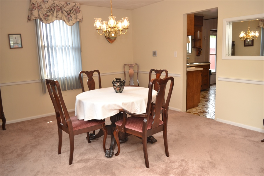Real Estate Photography - 104 Keystone Avenue, Wilmington, DE, 19804 - Large Dining Room