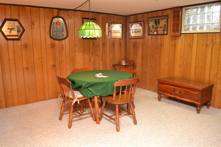 Real Estate Photography - 104 Keystone Avenue, Wilmington, DE, 19804 - Game Room