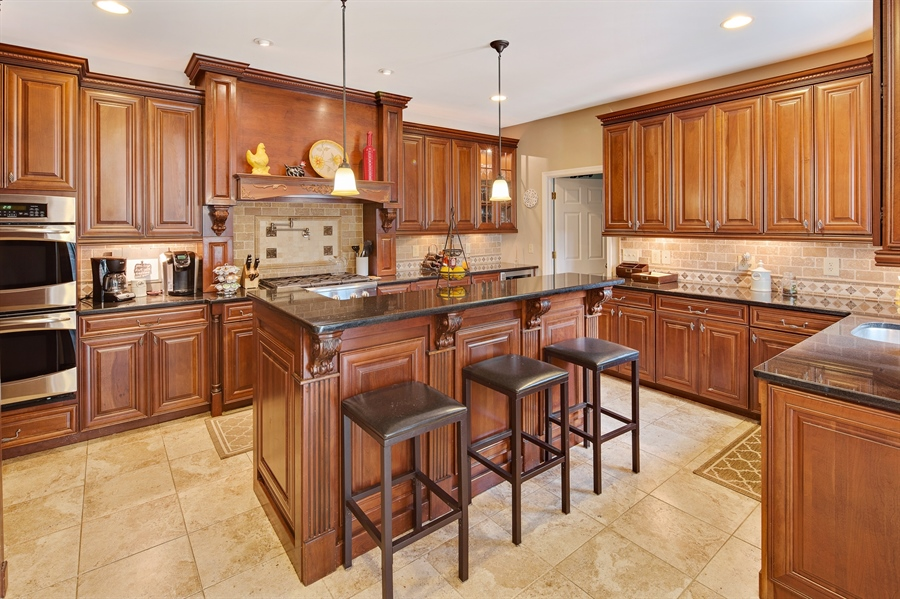Real Estate Photography - 1921 Hickory Hill Rd, Chadds Ford, PA, 19317 - Custom kitchen