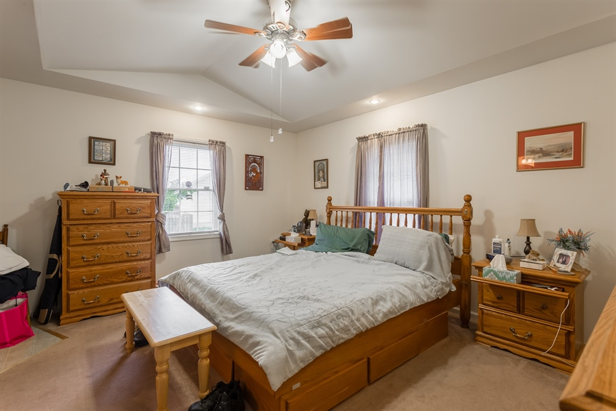 Real Estate Photography - 320 Clearbrooke Blvd, Seaford, DE, 19973 - MAIN BEDROOM SUITE