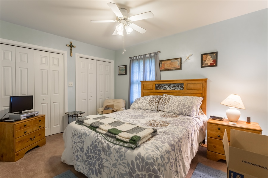Real Estate Photography - 320 Clearbrooke Blvd, Seaford, DE, 19973 - BEDROOM 2