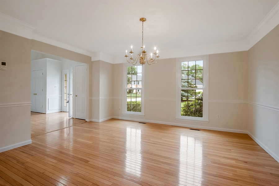 Real Estate Photography - 104 Wren Way, Newark, DE, 19711 - Another Dining Room View