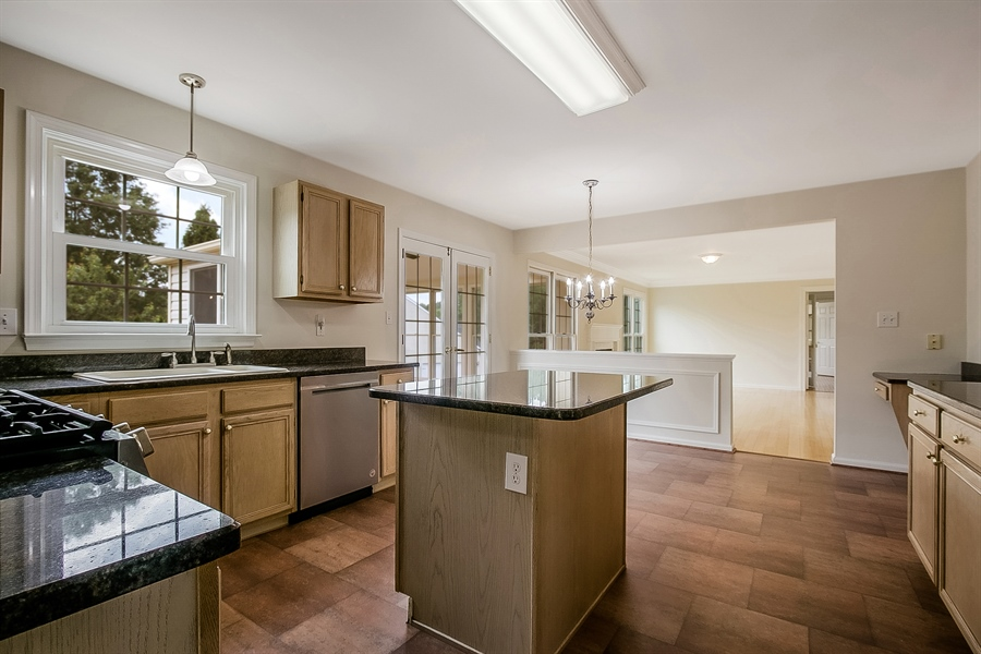 Real Estate Photography - 104 Wren Way, Newark, DE, 19711 - One More Kitchen View!