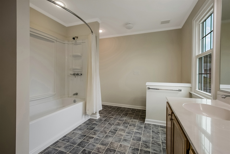 Real Estate Photography - 104 Wren Way, Newark, DE, 19711 - Another View Of The Master Bath