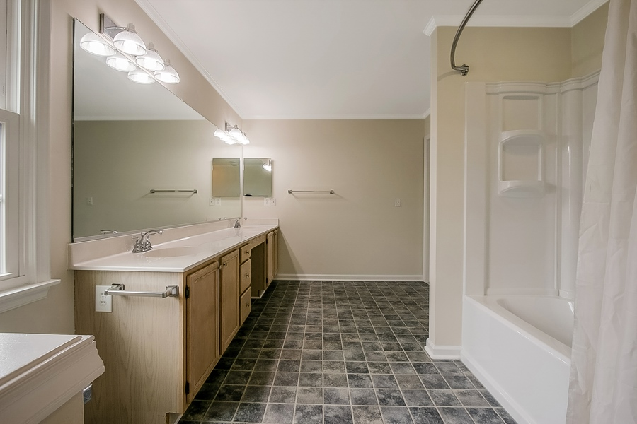 Real Estate Photography - 104 Wren Way, Newark, DE, 19711 - One More View Of The Master Bath