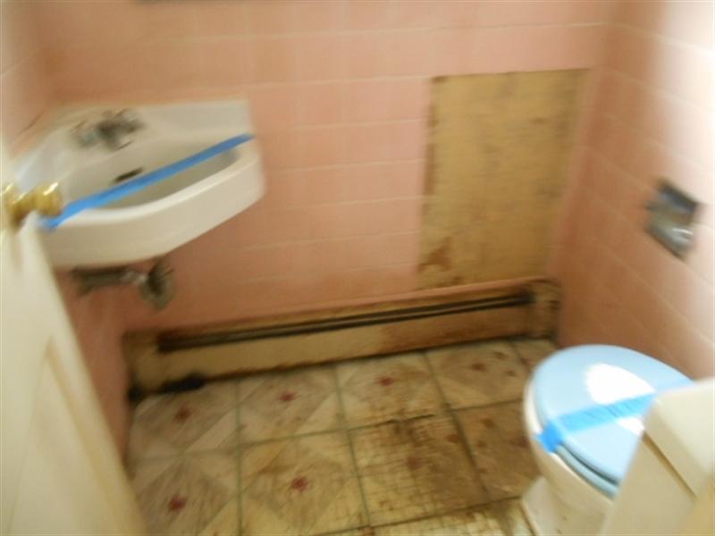 Real Estate Photography - 403 W 29th St, Wilmington, DE, 19802 - Powder Room