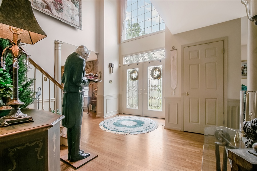 Real Estate Photography - 7 Bayberry Close, Newark, DE, 19711 - Another Foyer View