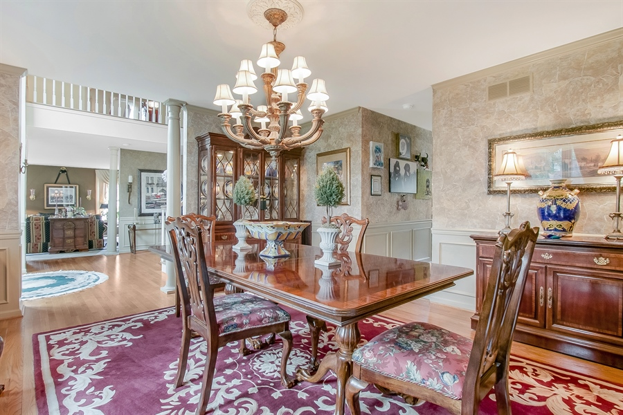 Real Estate Photography - 7 Bayberry Close, Newark, DE, 19711 - Another Dining Room View