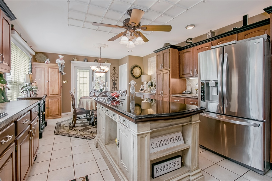 Real Estate Photography - 7 Bayberry Close, Newark, DE, 19711 - Another View Of The Kitchen