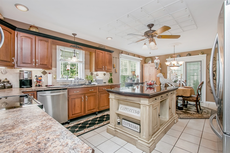 Real Estate Photography - 7 Bayberry Close, Newark, DE, 19711 - More Of The Upgraded Kitchen