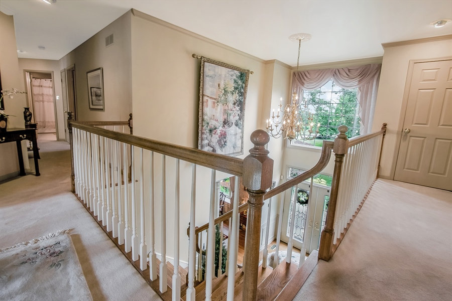 Real Estate Photography - 7 Bayberry Close, Newark, DE, 19711 - Upstairs Area With Views