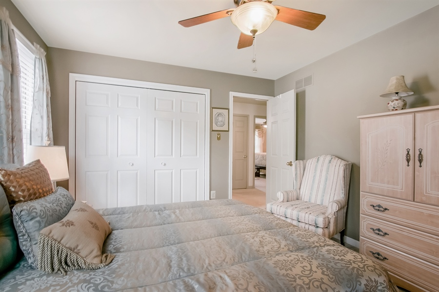 Real Estate Photography - 7 Bayberry Close, Newark, DE, 19711 - Another View Of The Second Bedroom