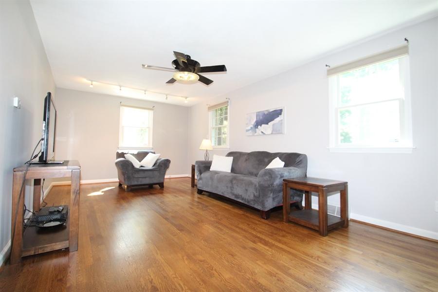Real Estate Photography - 3 S Dillwyn Rd, Newark, DE, 19711 - Living Room