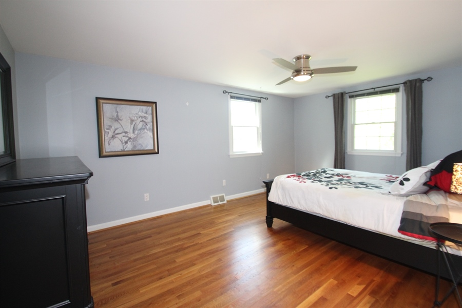 Real Estate Photography - 3 S Dillwyn Rd, Newark, DE, 19711 - Bedroom