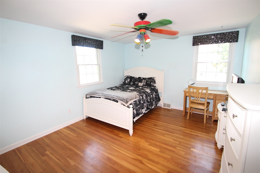 Real Estate Photography - 3 S Dillwyn Rd, Newark, DE, 19711 - Bedroom