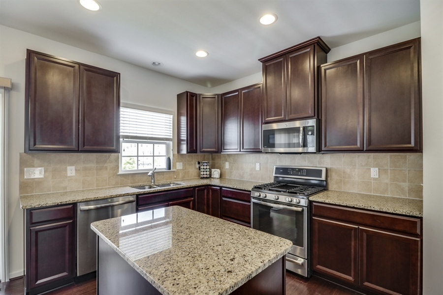 Real Estate Photography - 358 Tiger Lily Drive, Middletown, DE, 19709 - Kitchen