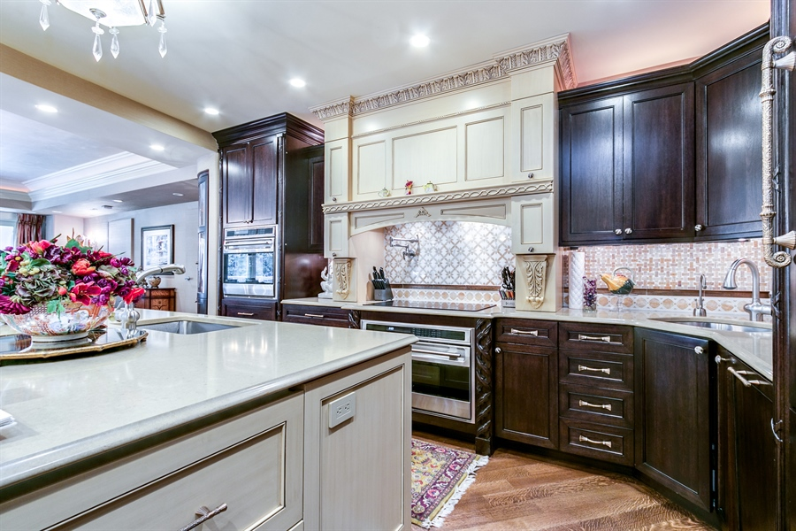 Real Estate Photography - 1702 N Park Drive #18, 18, Wilmington, DE, 19806 - Beautiful Kitchen