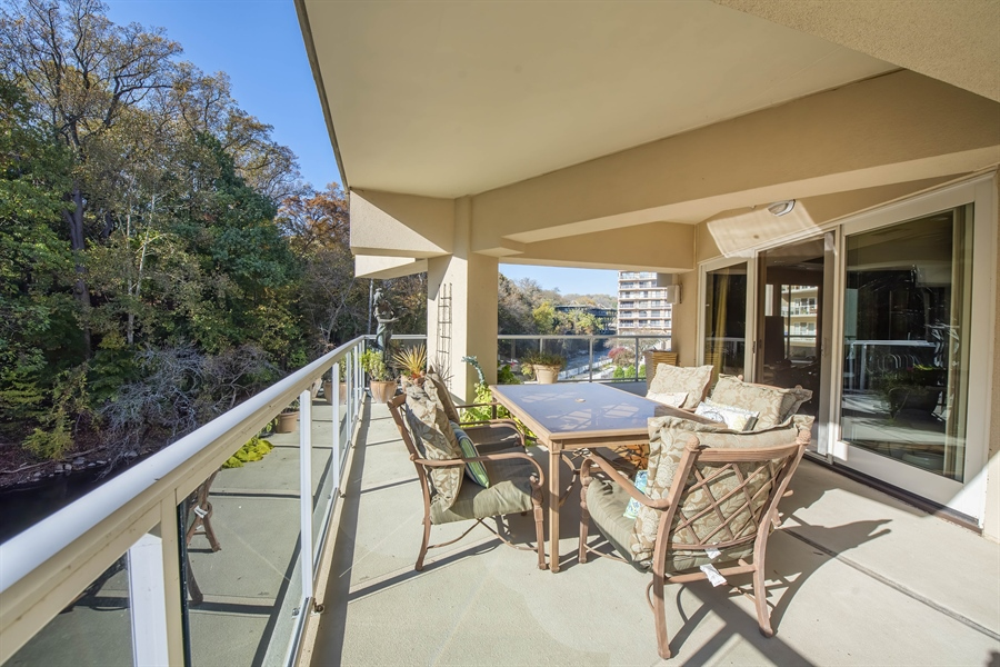 Real Estate Photography - 1702 N Park Drive #18, 18, Wilmington, DE, 19806 - Amazing Views