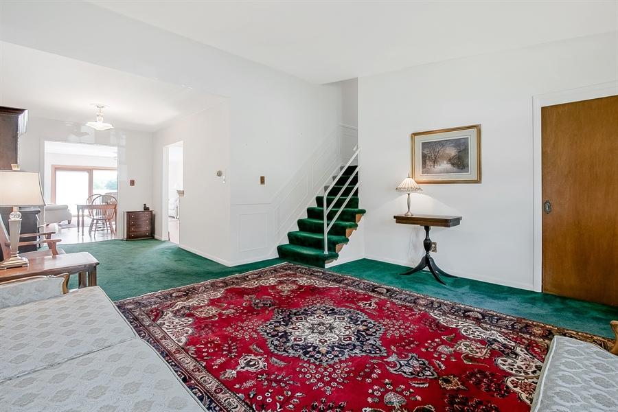 Real Estate Photography - 408 Milmar Rd, Wilmington, DE, 19804 - Hardwood Under Carpet