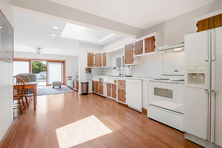 Real Estate Photography - 408 Milmar Rd, Wilmington, DE, 19804 - Open Floor Plan