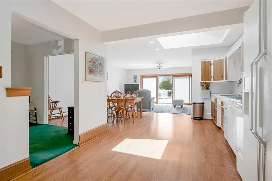 Real Estate Photography - 408 Milmar Rd, Wilmington, DE, 19804 - Looking into Family Room