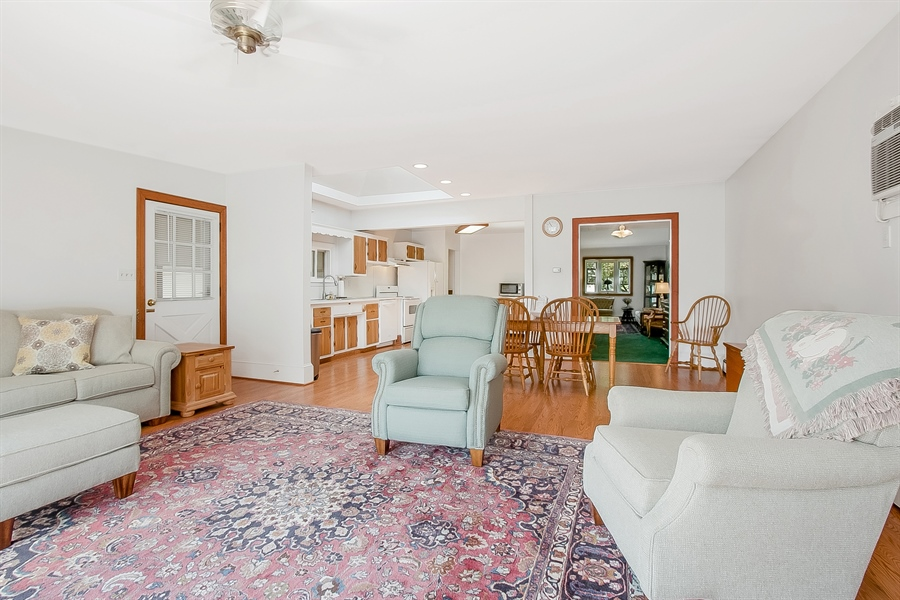 Real Estate Photography - 408 Milmar Rd, Wilmington, DE, 19804 - Another View of Family Room
