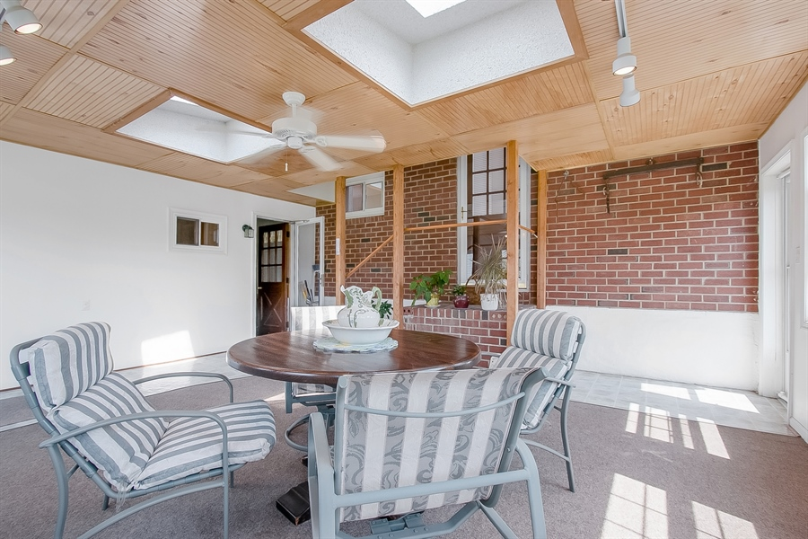 Real Estate Photography - 408 Milmar Rd, Wilmington, DE, 19804 - Access from the Kitchen