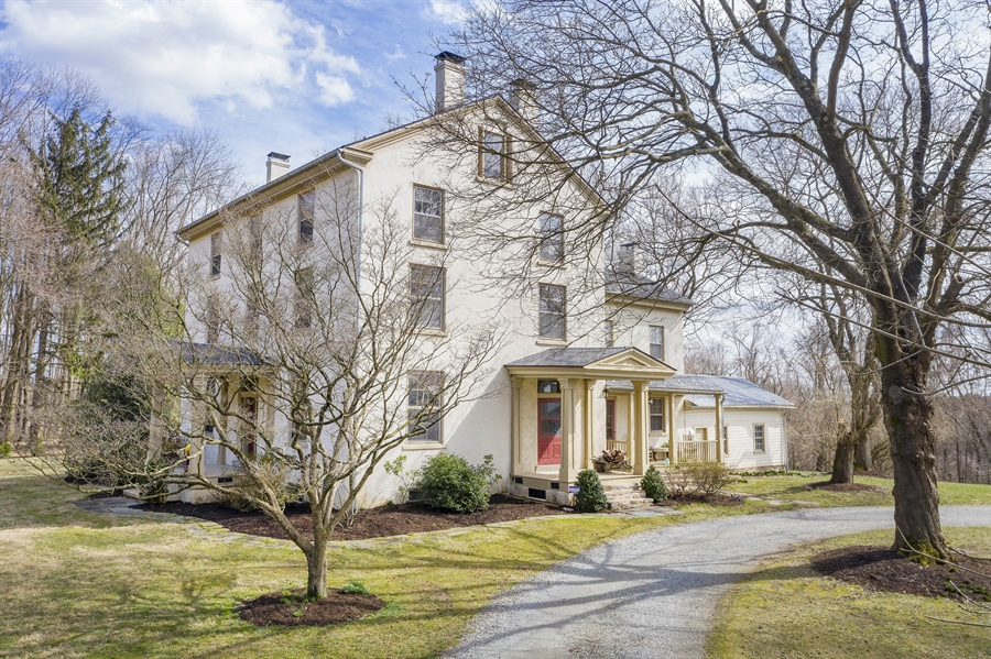 Real Estate Photography - 762 Chambers Rock Rd, Landenberg, PA, 19350 - Historic Home backing to the 1000+ acre preserve