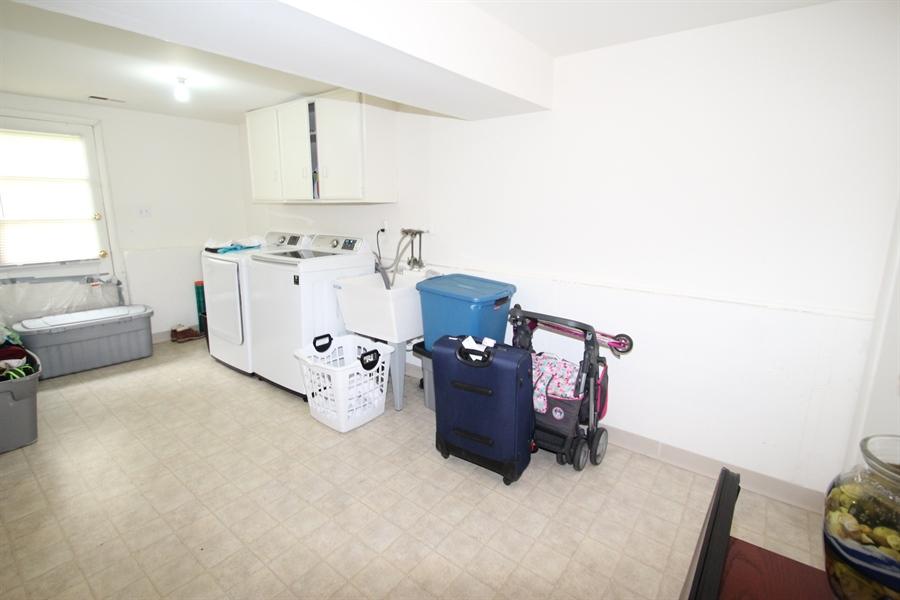 Real Estate Photography - 3 S Wynwyd Dr, Newark, DE, 19711 - Laundry Room