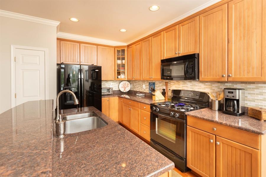 Real Estate Photography - 19350 Mersey Drive #D2, D2, Rehoboth  Beach, DE, 19971 - Granite Countertops