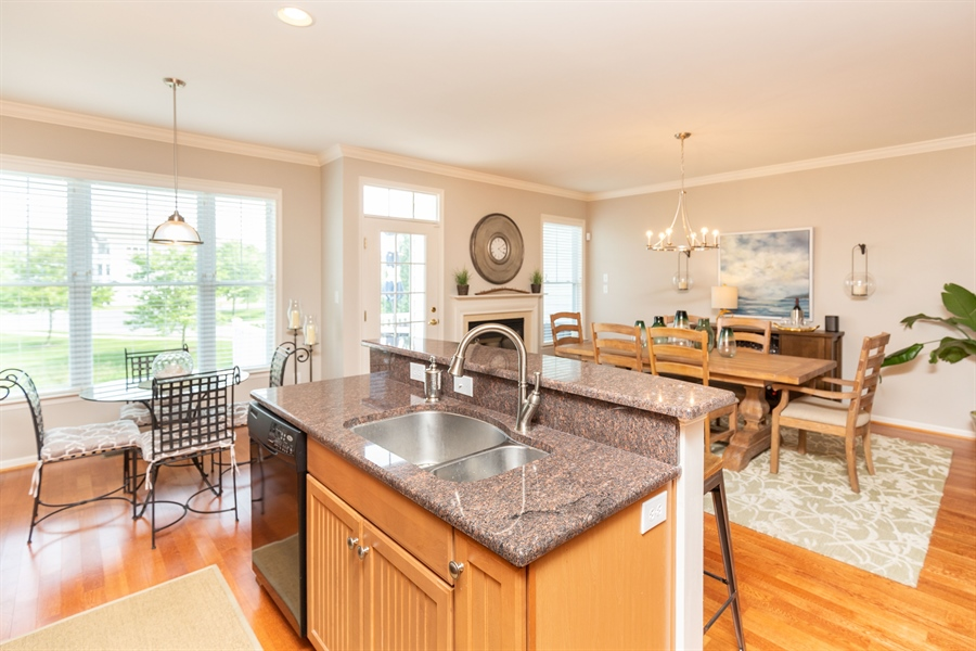 Real Estate Photography - 19350 Mersey Drive #D2, D2, Rehoboth  Beach, DE, 19971 - Perfect for Entertaining