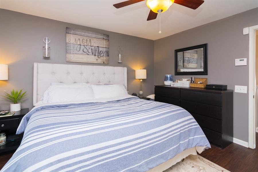 Real Estate Photography - 169 Darling St, Newark, DE, 19702 - master bed