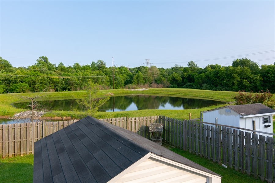 Real Estate Photography - 169 Darling St, Newark, DE, 19702 - water view
