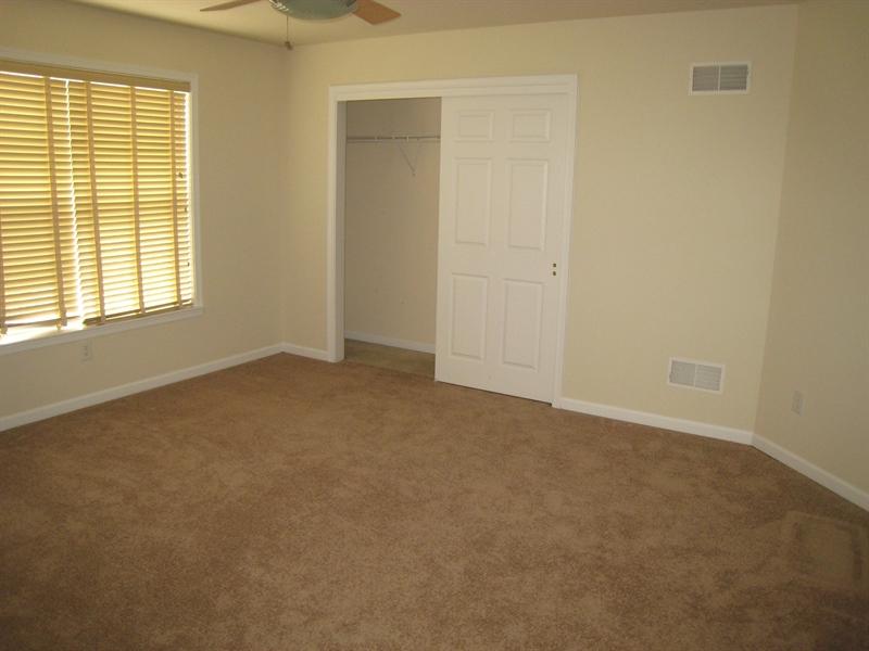 Real Estate Photography - 90 Mccormick Way, Lincoln Univeristy, DE, 19352-9052 - Bedroom 4 has Carpet
