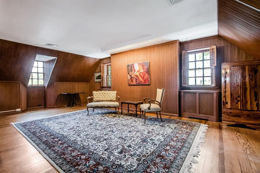 Real Estate Photography - 2000 Woodlawn Ave, Wilmington, DE, 19806 - Third Floor Office/Bedroom
