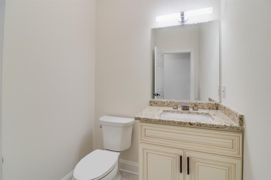 Real Estate Photography - 26180 Tuscany Dr, Millsboro, DE, 19966 - Powder Room on Main Level