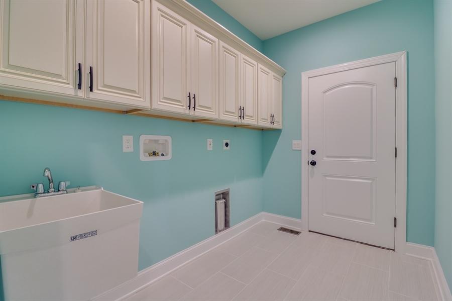 Real Estate Photography - 26180 Tuscany Dr, Millsboro, DE, 19966 - Laundry Room