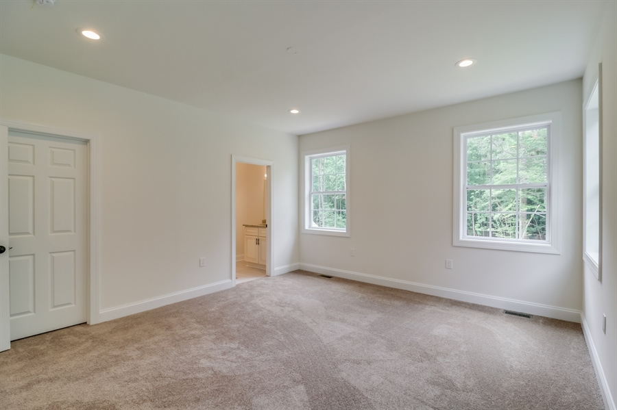 Real Estate Photography - 26180 Tuscany Dr, Millsboro, DE, 19966 - 2nd Floor Bedroom has a Walk-in Closet & Full Bath