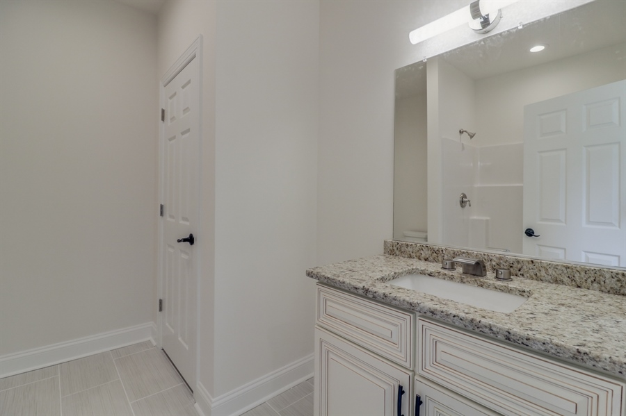 Real Estate Photography - 26180 Tuscany Dr, Millsboro, DE, 19966 - Full Bath on 2nd Floor