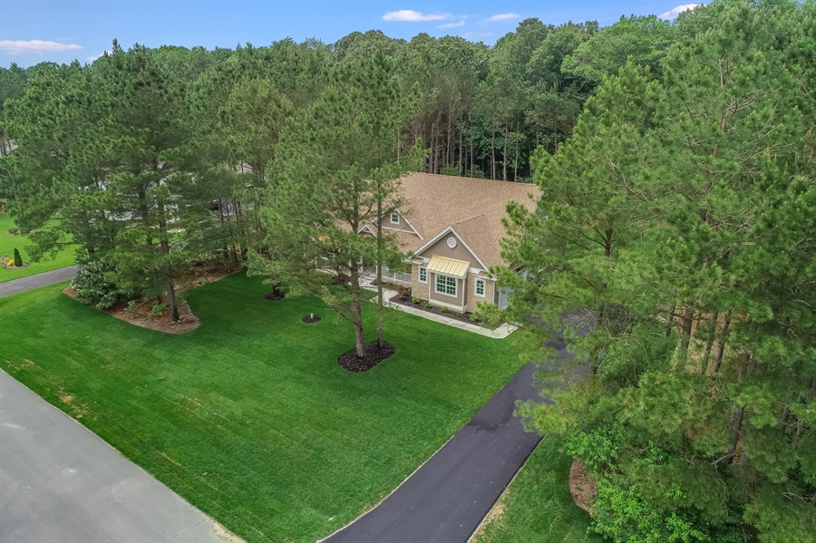 Real Estate Photography - 26180 Tuscany Dr, Millsboro, DE, 19966 - Wooded Lot, 0.74 AC