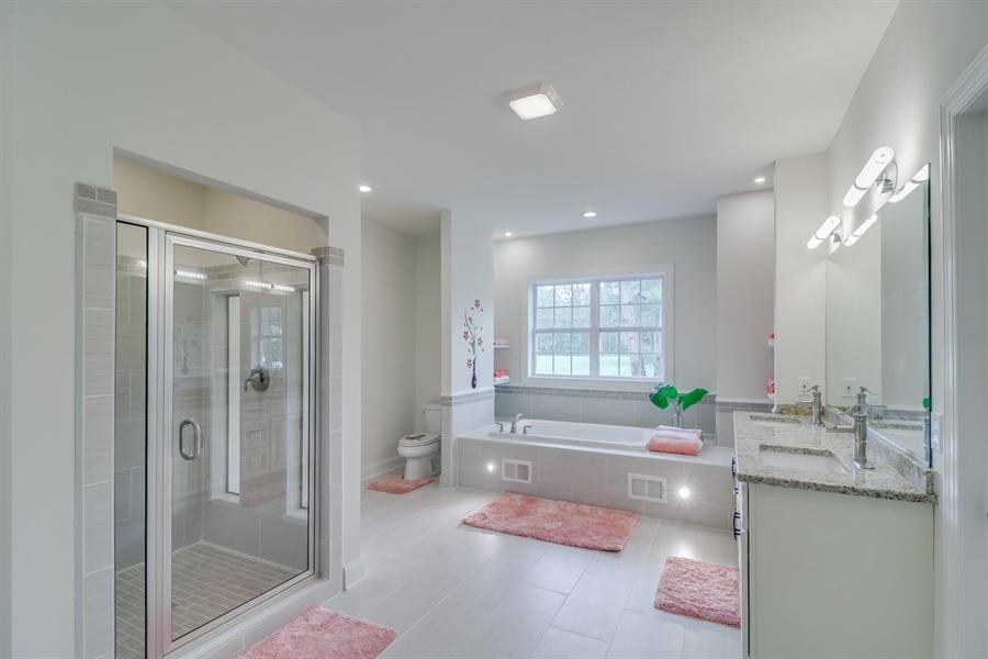 Real Estate Photography - 26180 Tuscany Dr, Millsboro, DE, 19966 - Glamorous Bathroom